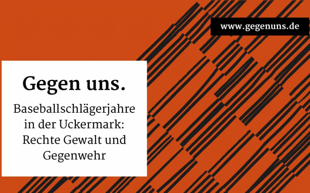 Die Webdokumentation Gegen uns. gewinnt den Grimme Online Award 2021 in der Kategorie Information